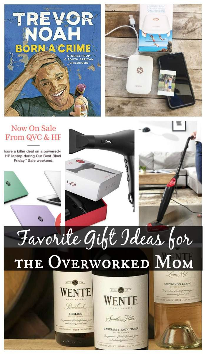 Favorite Gift Ideas for the Overworked Mom