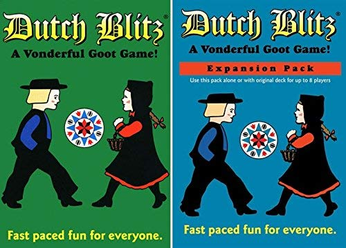 dutch bliss makes a great family game night stocking stuffer