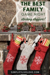 family game night stocking stuffers