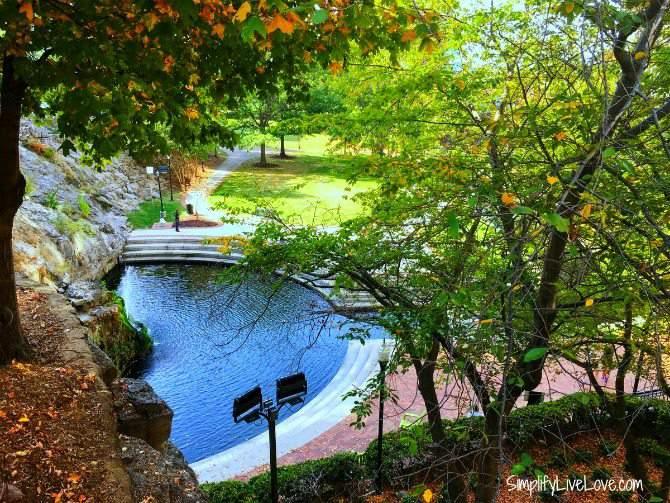 Huntsville, Alabama Big Spring Park