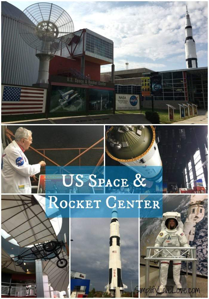 US Space & Rocket Center Huntsville AL