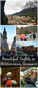 Heidelberg, Germany IS Worth a Stop On Your European Vacation!
