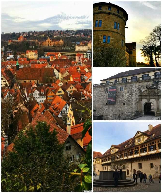 Hohentubingen Castle, Tubingen Germany