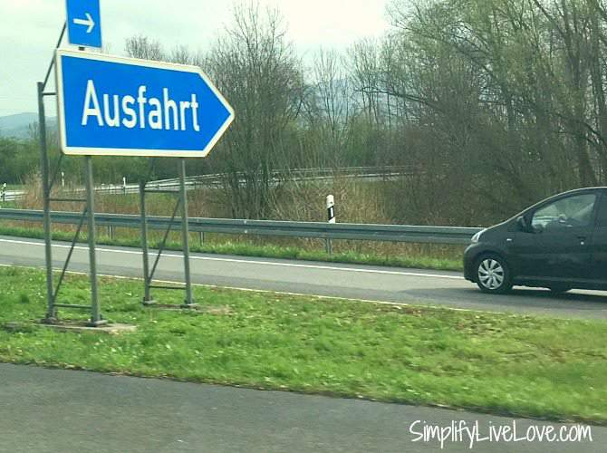 10 tips for driving in Germany