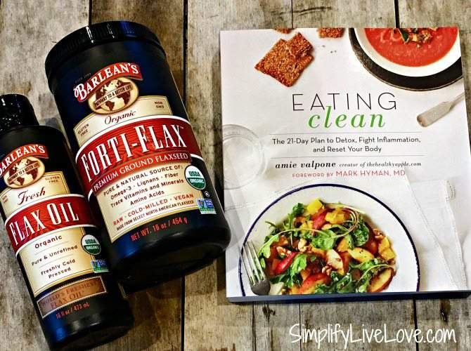 forti flax barlean's blogger challenge