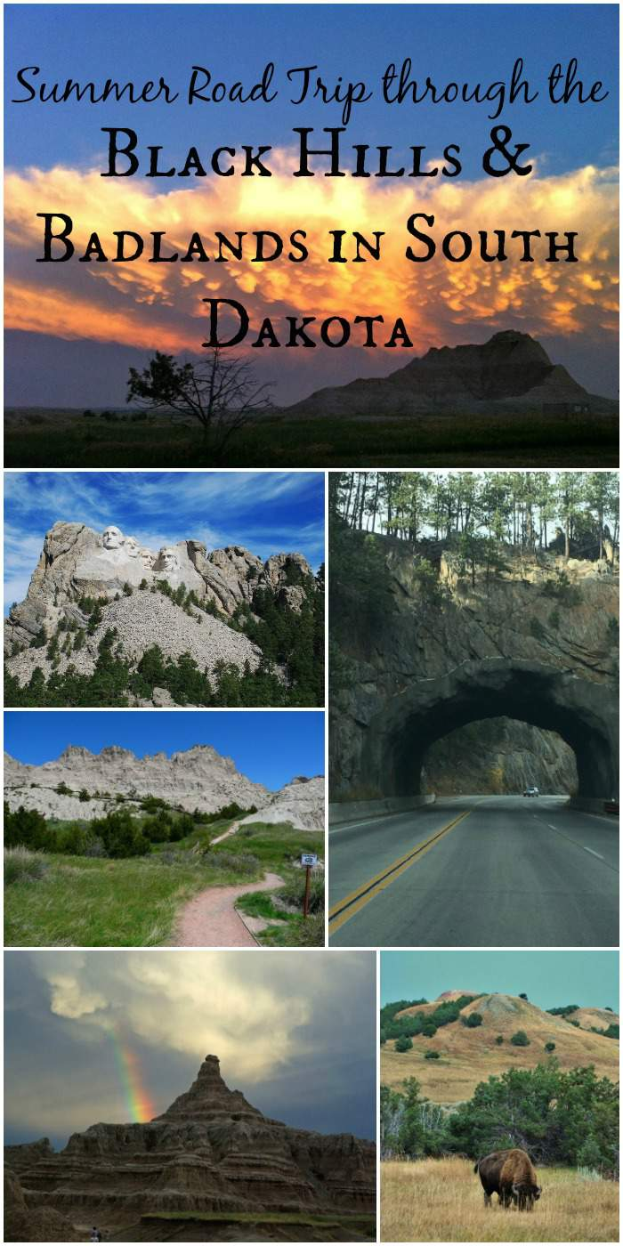 Preparing for a summer road trip to the Black Hills and Badlands of South Dakota? Here are beautiful pictures of sights & useful hints to help you prepare.