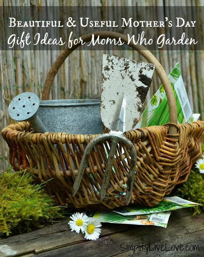 mother's day gifts for gardeners