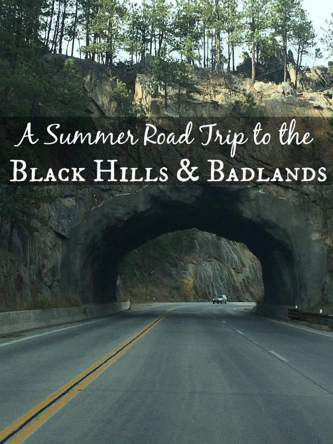 What to see on a Summer Road Trip to Black Hills & Badlands