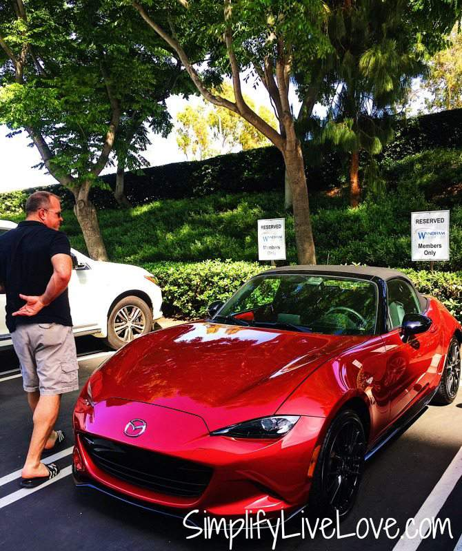 2017 Mazda Miata And A Perfect Birthday Weekend In Irvine