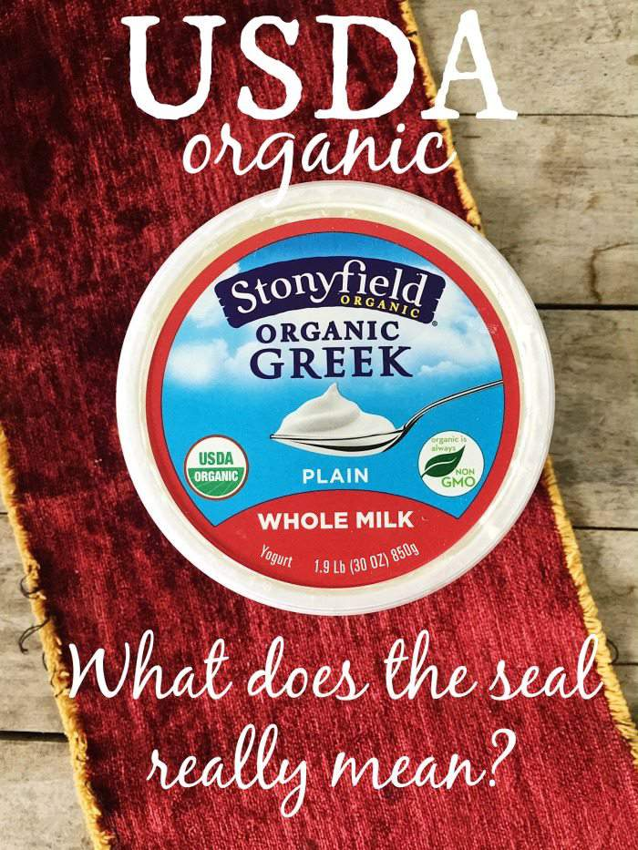 If you're wondering what the USDA organic seal is all about, read this. This article explains the difference between organic and conventional agriculture to help you answer the question What Does the USDA Organic Seal Mean?