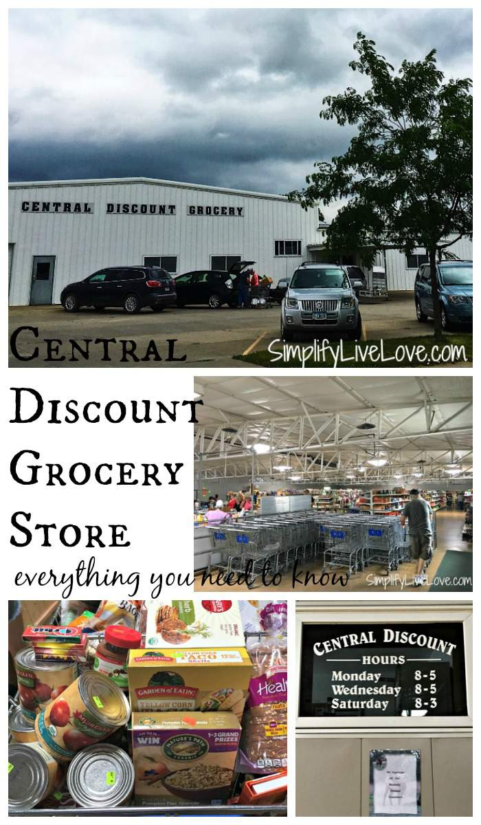 Everything you need to know about Central Discount Store in Kalona Iowa. Where it is, hours of operation, what they sell, and how to pay!