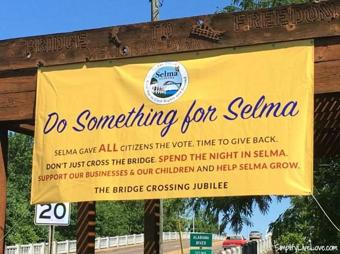 Do something for Selma