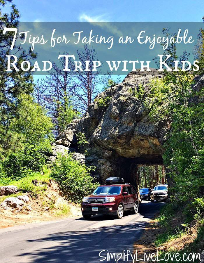 7 Tips for Taking an Enjoyable Road Trip with Kids! #Kidpinions Matter