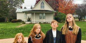 American Gothic House Center & More Fun in Eldon, Iowa