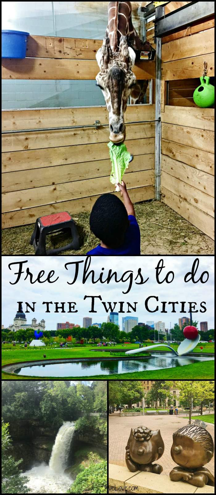 These practical tips will show you how to save money on a family vacations and includes a list of free things to do in the Twin Cities, too. Minnesota, USA.