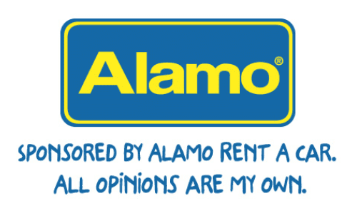 Alamo Scenic Route Badge