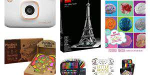 Amazing Gift Ideas for Crafty Kids + Giveaways!