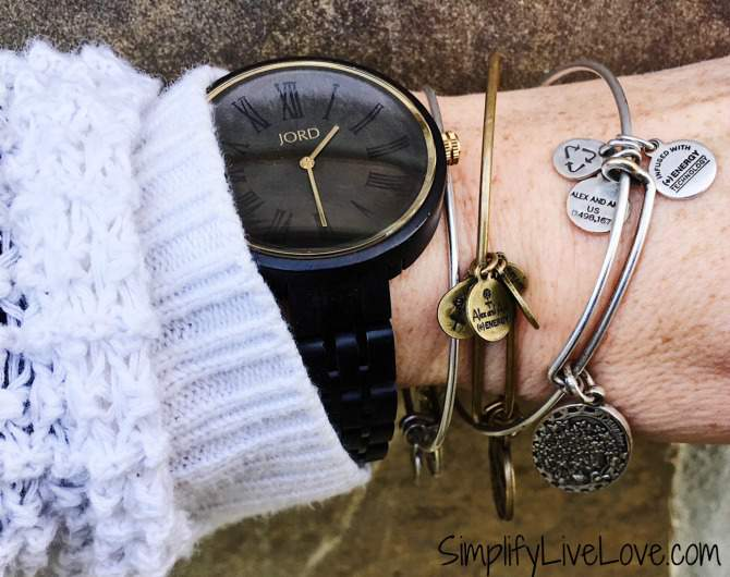 Cassia Jord Watch Ebony & Sable Jord Watch Gift Card Giveaway