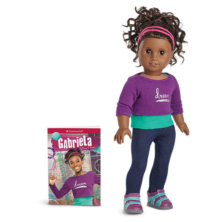Giveaway for American Girl Doll Gabriela McBride