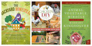 Inspirational Homesteading Books Every Home Library Needs! + Giveaway