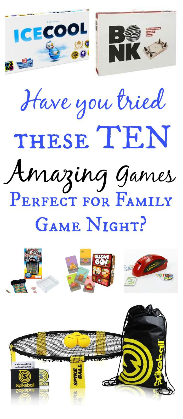 Our Favorite Games from 2017 - 10 Easy & Fun Games for Kids