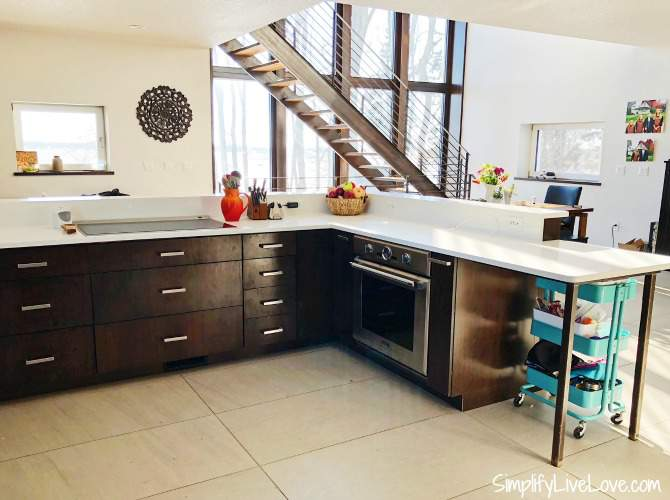 My minimalist kitchen