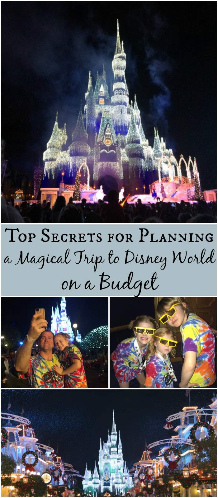 Going to Disney World can be a dream come true for large and small budgets alike. If you're planning a trip to Disney World on a budget, these 11 tips will help you have the most m magical family vacation without breaking the bank.
