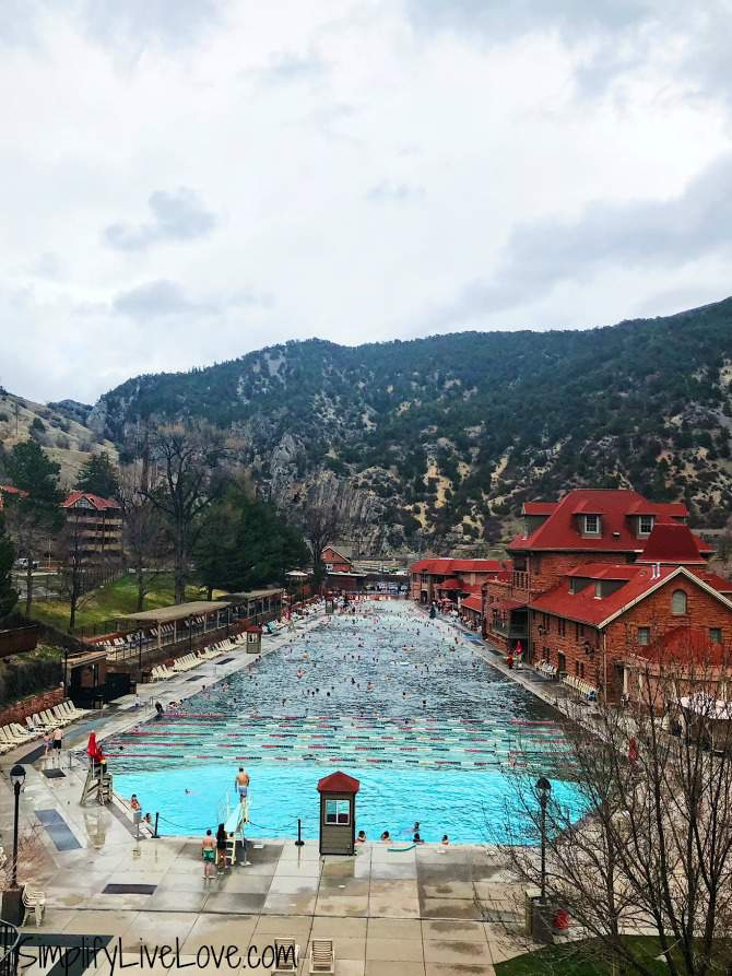Glenwood Springs Hot Springs