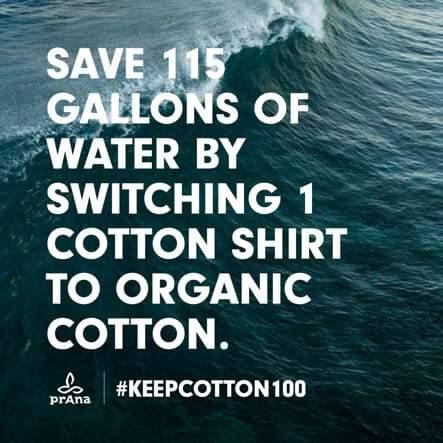 #GoOrganic Water