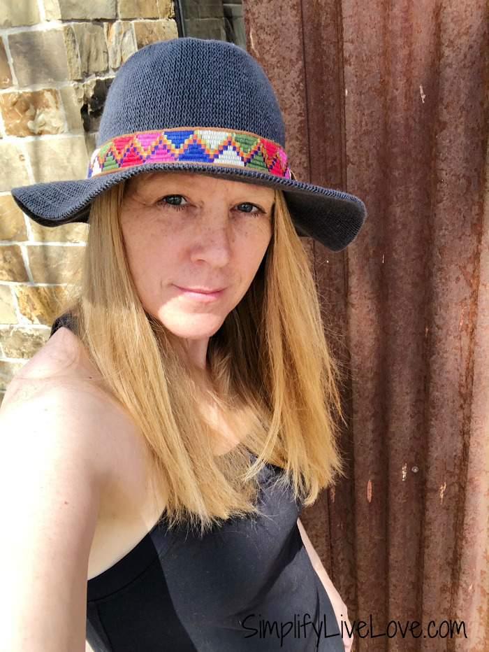 prAna Cybil Knit Fedora & Cantine Dress