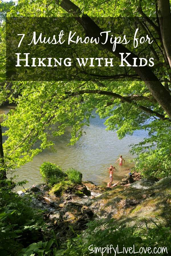 7 must know tips for hiking with kids