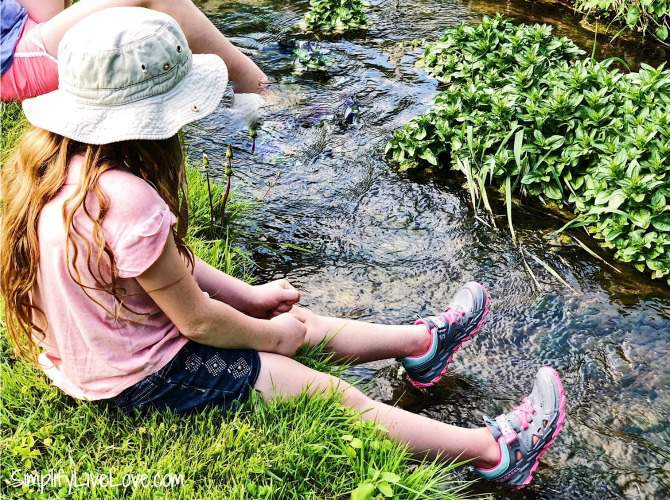 Why we love the Merrell HYDRO 2.0 for hiking with kids