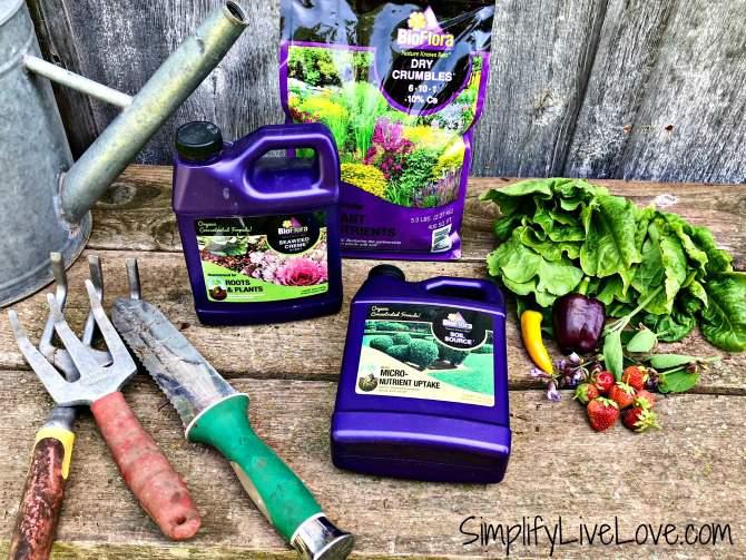 bioflora organic plant food