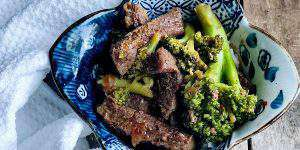 Better than Take Out Beef and Broccoli Instant Pot Recipe