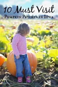 Pumpkin Patches to visit in Iowa