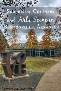 A Surprising Culinary & Art Scene Awaits in Bentonville Arkansas