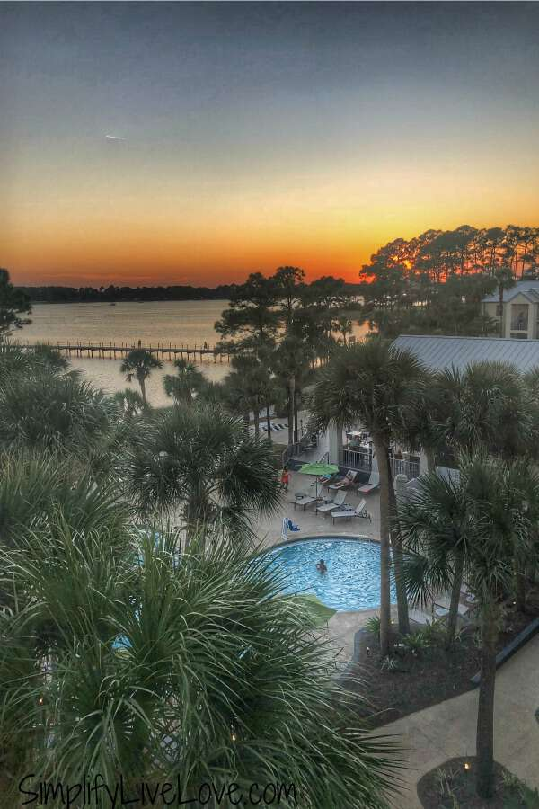 Sheraton Bay Point Resort Panama City Florida
