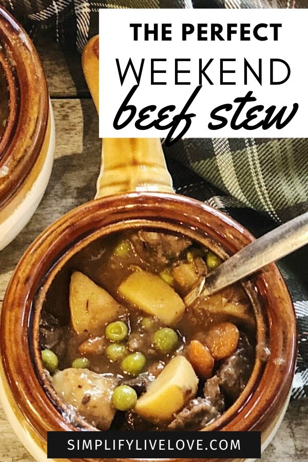 Hearty & Delicious Dutch Oven Beef Stew