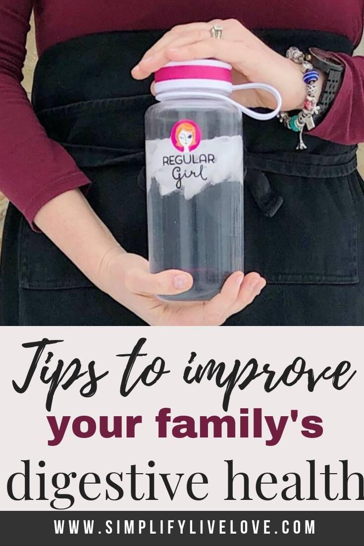 tips to improve your family's digestive health