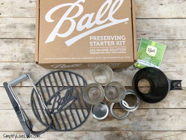 Ball preserving starter kit
