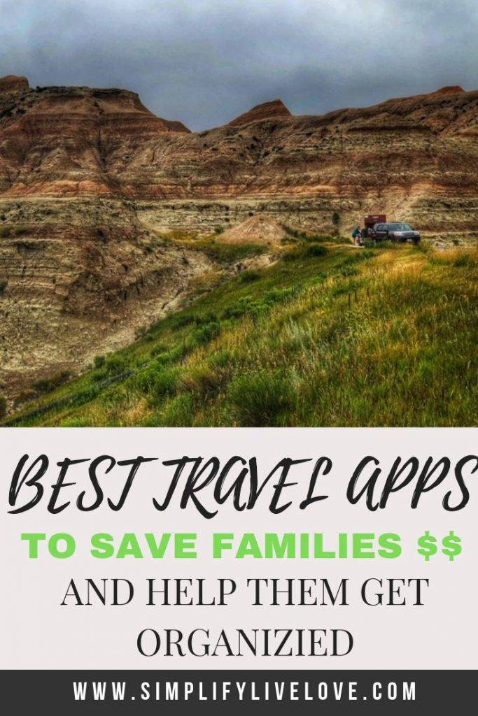 TRAVEL APPS FOR FAMILIES