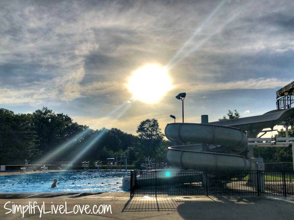 scott county park pool slides