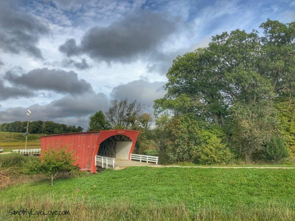 Hogback bridge covered bridges of madison county