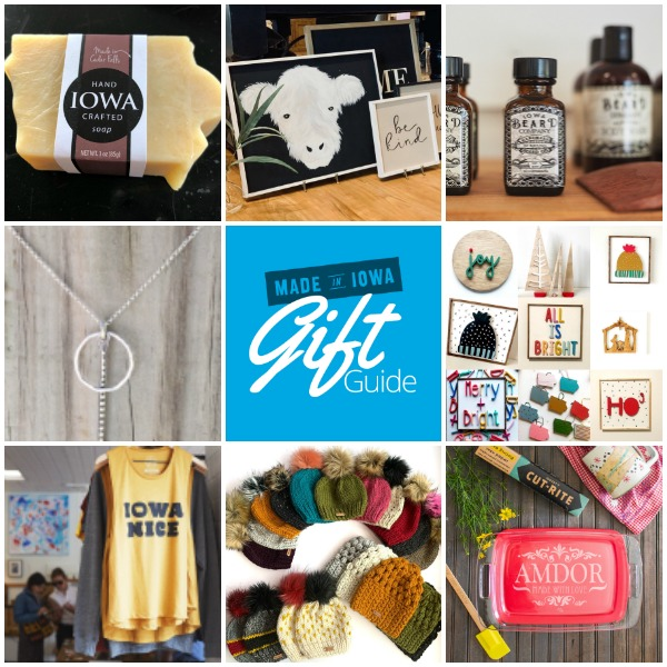 made in iowa gift guide