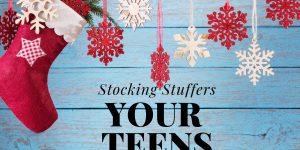 stocker stuffers for teens