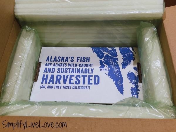 sitka salmon share