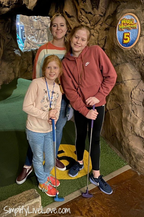 Moose Mountain Adventure Golf MOA