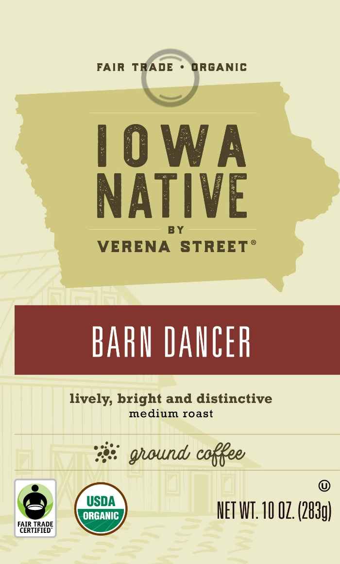 iowa native barn dancer coffee