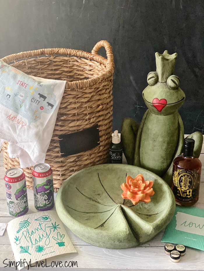 made in iowa gift basket ideas