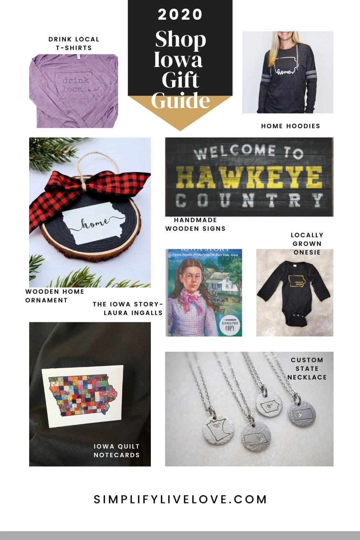 shop iowa gift guide